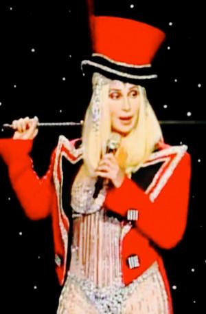 Cher The কুইন of pop