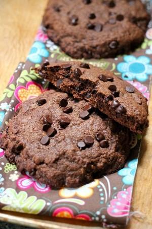 cokelat kue, cookie