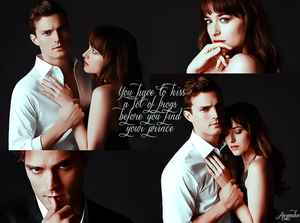 Jamie and Dakota Fifty Shades of Grey