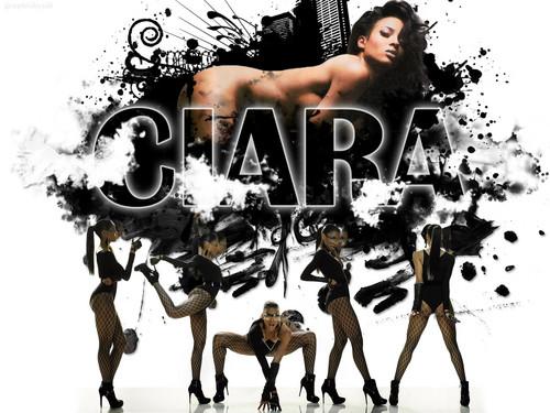 Ciara wallpaper probably with a street and a sign called Ciara Ciara