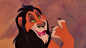 Disney Screencaps {Scar}