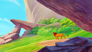 Disney Screencaps {Simba}