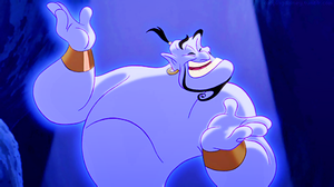 Disney Screencaps {Genie}
