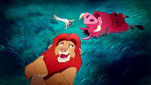 disney Screencaps (Simba,Timon,Pumba}