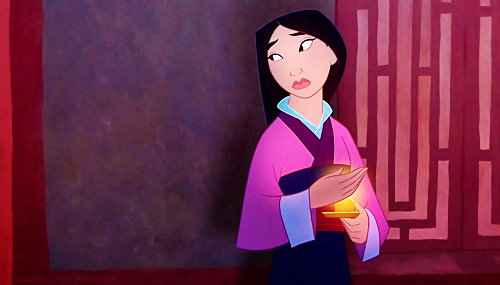 Disney Screencaps {Fa Mulan}
