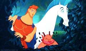 迪士尼 Screencaps (Hercules)
