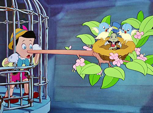 Disney Screencaps (Pinocchio)