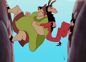 Disney Screencaps (Emperor's New Groove)
