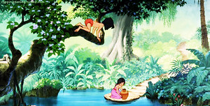 डिज़्नी Screencaps (The Jungle Book)
