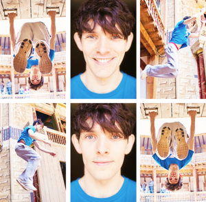 Colin morgan - Tempest