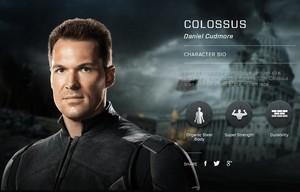 Colossus 'X-men: Days of Future Past'