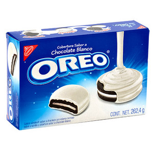 cookie oreo white-----