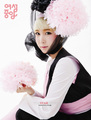 Crayon Pop's Way for Women Central magazine - crayon-pop photo