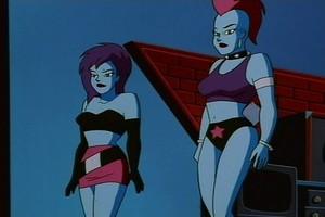 Alien Robot Girls