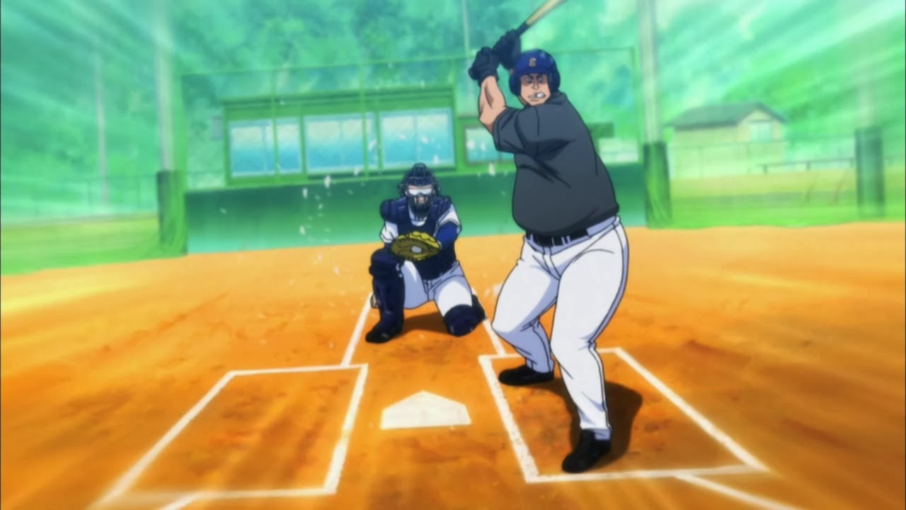 D N A Episode 2 Daiya No Ace Ace Of Diamond Wallpaper