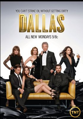 Dallas Tv Show wallpaper entitled Dallas Season 3 Official Poster
