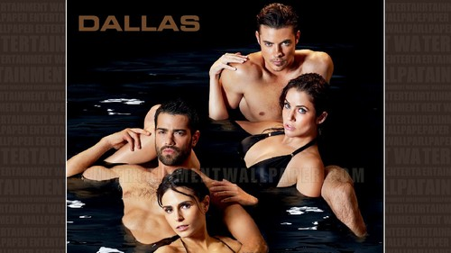 Dallas Tv Show wallpaper probably with animê and skin titled Dallas Season 3 wallpaper ✔