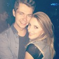 Clubbing with a pretty girl - damian-mcginty photo