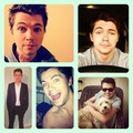 Damian Collage - damian-mcginty fan art
