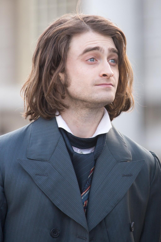 Daniel Radcliffe images On Frankenstein Set ( 26.02.2014 ... Daniel Radcliffe