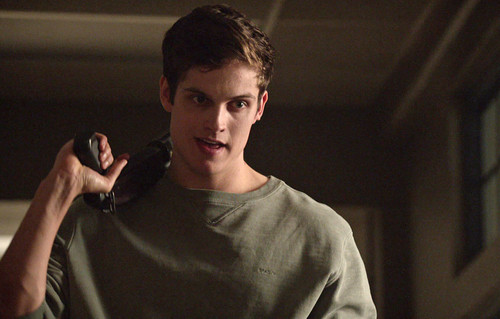 "Daniel Sharman پیپر وال titled ""Teen Wolf"" 3 B Still"