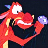Disney Princess Sidekicks Foto called ~Mushu ~