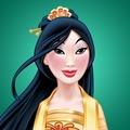 Mulan's nude look - disney-princess photo