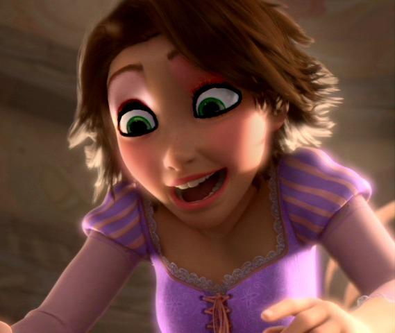 Rapunzel's Found Again look