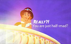 Jasmine's প্রশ্ন XD