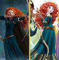 Merida (Brave) - disney-princess photo