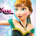 Anna's icon - disney-princess icon
