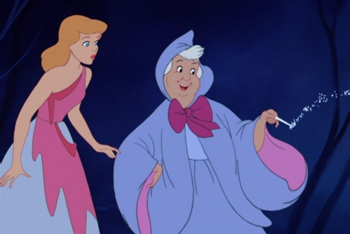Cinderella screencaps