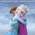 Frozen Academy Award Winner Best Animated Feature Film - disney-princess photo