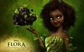 Flora the Plant Queen - disney-princess photo