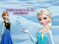 Frozen Elsa and Anna - disney-princess photo