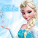 elsa icon  - disney-princess icon