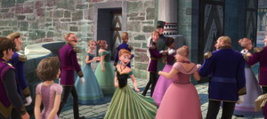 Princess Anna~ For The First Time In Forever