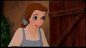 Belle's innocent look