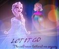 Coolsinger's Elsa icon - disney-princess photo
