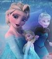 Anna324's Elsa icon - disney-princess photo