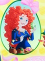 Merida Easter - disney-princess photo