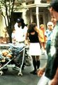 Michael Jackson And First Wife, Lisa Marie Presley Their Honeymoon In Disneyworld Back In 1994 - disney photo