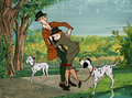 """One Hundred One Dalmatians"" - disney photo"