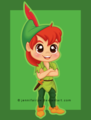 peter pan  - disney fan art