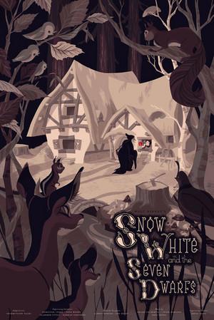 Snow White and the Seven Dwarfs kwa Anne Benjamin