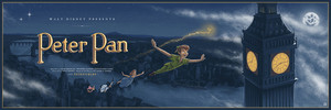 Peter Pan by JC Richard