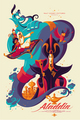Aladdin by Tom Whalen - disney photo