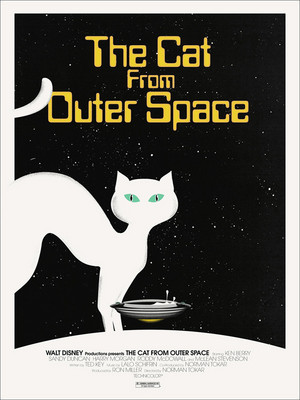 The Cat From Outer 우주 의해 어치, 제이 Shaw