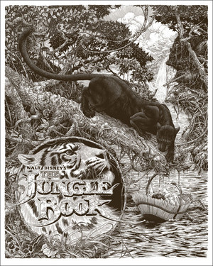 The Jungle Book سے طرف کی Brandon Holt