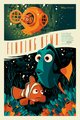 Finding Nemo by Tom Whalen - disney photo